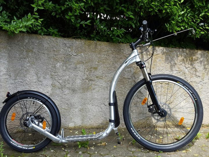 Kickbike Cross Max 20 Disc